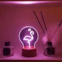 Buy Nordic Colorful Flamingo Cactus USB Night Lights Fairy Light Table Lamp Atmosphere Lights Christmas Best Gifts at Wish - Shopping Made Fun Room Lights, Night Lights, Flamingo Photo, Flamingo Wallpaper, Pink Animals, Top Toys, My Spirit Animal, Pink Flamingos, Light Table