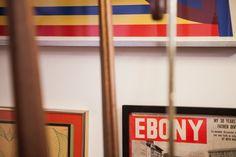 Ty & Lynne's Soulful Mid-Century Chicago Studio