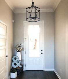 You may be asking yourself what exactly constitutes farmhouse style? Sure you've seen shows like Fixer Upper. Cottage Style, Farmhouse Style, Farmhouse Decor, Farmhouse Chandelier, Farmhouse Lighting, Foyer, Entryway, Flea Market Style, Home Reno