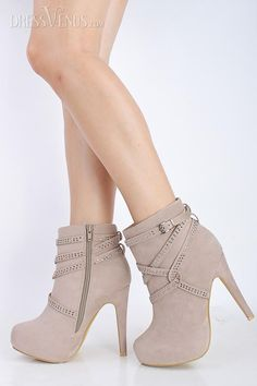 Pretty Ankle Boots
