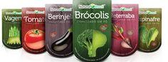 Embalagens para liofilizados NATURAL BRAZIL