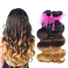 Peruvian Body Wave Virgin REMY Hair Tangle Free Hair Weave Extension WEFT TRACK with three color >>> This is an Amazon Affiliate link. See this great product.