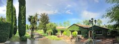 Villa Ecetra ,Patrica,Italy Villa, Rainbow, Italy, Mansions, House Styles, Instagram, Rain Bow, Rainbows, Italia