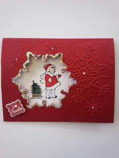 Stampin' Up, Christmas card,