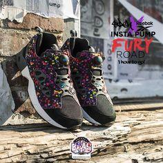 #reebok #reebokstash #instapump #furryroad #baasbovenbaas  Stash x Reebok Insta Pump Fury Road - Available now!  For more info about your order please send an e-mail to webshop #sneakerbaas.com!