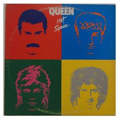 #Queen - #HotSpace - #vinil #vinilrecords #music #rock