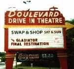 BOULEVARD DRIVE-IN    Kansas City, Kansas