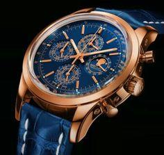 Breitling Transocean Chronograh watch