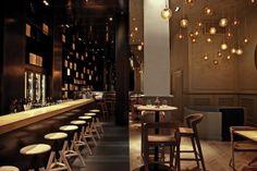 dustjacket attic: Wine Bar + Restaurant