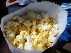 New Study: Popcorn at the Movies may Decrease Effectiveness of Ads