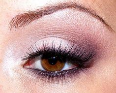 neutral eye makeup for the wedding? i'm kinda leaning towards this..
