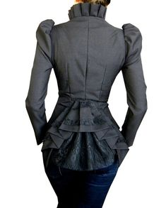 Gorgeous Victorian inspired jacket
