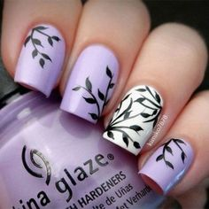 A manicure is a cosmetic elegance therapy for the finger nails and hands. A manicure could deal with just the hands, just the nails, or Great Nails, Fabulous Nails, Gorgeous Nails, Cute Nails, Amazing Nails, Fall Nail Art Designs, Cute Nail Designs, Simple Designs, Winter Nails