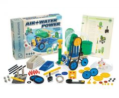Air + Water Power Kit-ScientificsOnline.com