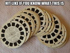Ahh viewmaster! I have lots of these!