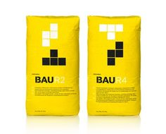 Bau - Designed by mousegraphics | Country: Greece #packaging #creative #design