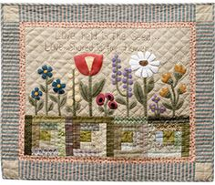 Love Shared Quilt by Norma Whaley