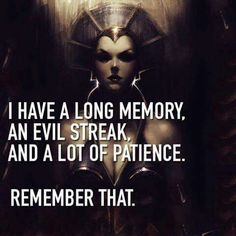 I am the most impatient in the world...but you will never find another as patient as I when I'm waiting for my work to manifest. Funny Quotes, Hypocrite Quotes Funny, Evil Quotes, Evil Queen Quotes, Revenge Quotes, Motivational Quotes For Women, Bitch Quotes, Karma Quotes, Motivation Quotes
