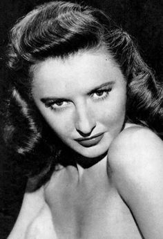 Barbara Stanwyck. LOVE her in Ball of Fire!