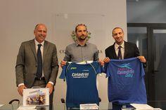 Da sinsitra: Carlo Volpi, Giovanni Marani e Andrea Bompani