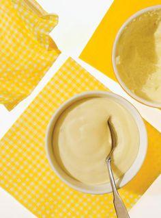 Recette de Ricardo de mousse au citron