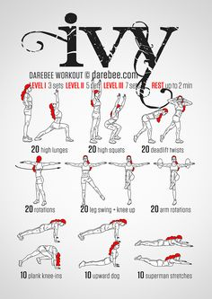 Ivy Workout