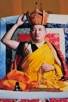 It's good to miss or remember your Guru. But more than that, it's important to remember your dharma practice. -- Goshir Gyaltsab Rinpoche