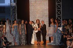 İTHİB Yönetim Kurulu Başkanı İsmail Gülle öncülüğünde düzenlenen dünyanın en önde gelen uluslararası kumaş tasarım yarışmaları arasında yerini alan 11. İstanbul Uluslararası Kumaş Tasarım Yarışması Four Seasons Hotel de dev bir organizasyon ile gerçekleşti.