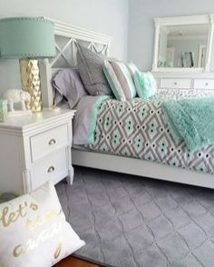 63 cool bedroom decor ideas for girls teenage (6)