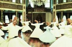 whirling dervishes istanbul - Google Search