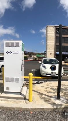 Here's a quick video on how to use our DC fast charging stations to charge your EV in 15 minutes or less. Spend less time waiting and more time on the road! #electricvehicle #ev #greentransportation #cleantransportation #evcharging #fastcharger Hawaiian Electric, Electric Transportation, Charging Stations, Electric Cars, Waiting