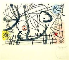 Joan Miro, 1969 Fissures IIa colour soft-varnish etching and aquatint x 29 cm Joan Miro, Miro Artist, Abstract Expressionism, Abstract Art, Art Area, Art For Art Sake, Gravure, Les Oeuvres, Art Gallery