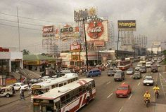 1990s Boni EDSA (ctto) Philippines Culture, Philippines Travel, Old Photos, Vintage Photos, Retro Pictures, Retro Pics, The Old Days, Old Skool, Pinoy