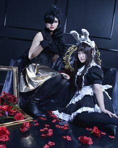 女王様とメイド - RAIKI(らいき) Original maid Cosplay Photo - Cure WorldCosplay