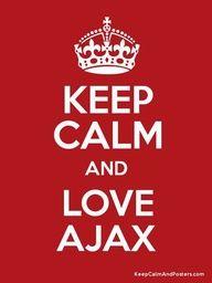 Love Ajax Amsterdam