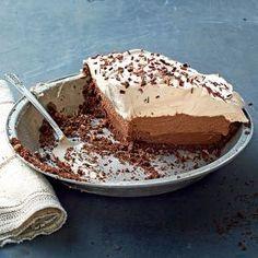 The Ultimate Chocolate Pie | MyRecipes.com