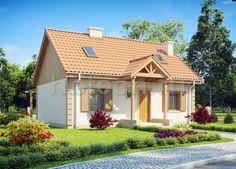 Пятикомнатный одноэтажный дом с мансардой из газобетона площадью 135,1 кв.м - Проект дома Z-14, заказать строительство в Москве | Технологии Домостроения
