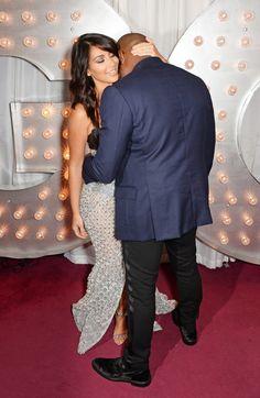 Pin for Later: Diese Promi Pärchen versüßen jeden roten Teppich Kim Kardashian und Kanye West, 2014