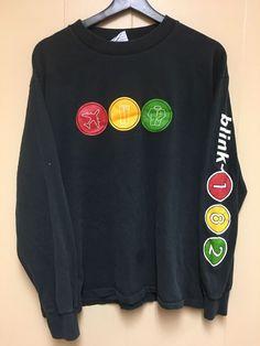 Vintage All Sports Blink 182 Concert Tee Shirt   | eBay