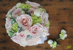 Ramo de novia vintage Mayula flores