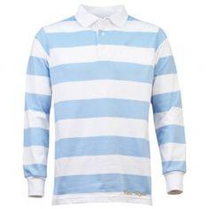 Toffs Classic Retro Sky/white Stripe Long Sleeve TOFFS Classic Retro Sky/white Stripe Long Sleeve Shirt http://www.MightGet.com/may-2017-1/toffs-classic-retro-sky-white-stripe-long-sleeve.asp