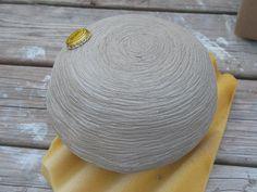 bottle cap clay texture