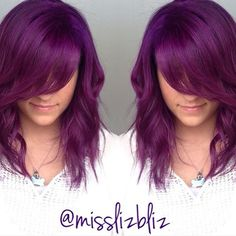 Remember when Liz created this #violet masterpiece!!! @misslizbliz. #purplehair  #violethair #pravanavivids #Vivids #fashionhair #mermaidhair #unicornhair #funhair #haircolor #btc #btcpics #modernsalon #americansalon #inspirehairstyles #seasonssalon #misslizbliz #oremhair #utahhairstylist #utahhair #funhair #purplehairdontcare #changes #dreamsdocometrue #fantasyhair #ramonaflowers #animehair #brighthair #Padgram