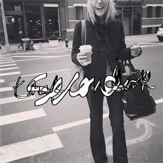 new profile pic #NYC #style #street #fashion @lacolombecoffee