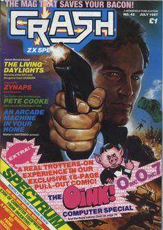Crash Magazine Issue 42