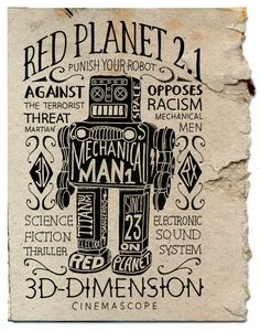 Red Planet 2.1 by BMD Design , via Behance