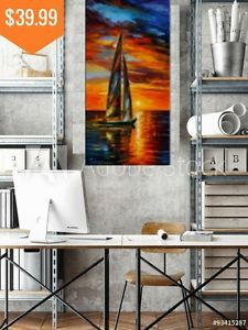 If you are looking for something that will brighten your room and mood. Well this is the wall art for you!!!  #modernart #decor #sunset #boat #colorful #liverside #artdeco  #beautifulhome  #home #canvasprint #wallart  #art #painting #personalisedroom #decorstyle #customhome #budgetwallart #framedwallart #residentialdesign #personalised #homedesign #renovation #senseofstyle #inspiration #styling #canvasart #print #onlineart #sale #livingroom #bedroom #room #home #house #large