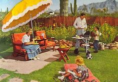 1950s landscaping Phoenix homes Design Through the Decades