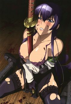 Highschool of the Dead comes to an end, no official word on a second season - Ecchi - anime in South Africa