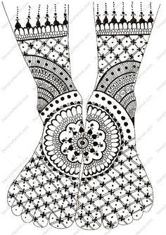 Design. Combination. Feet.